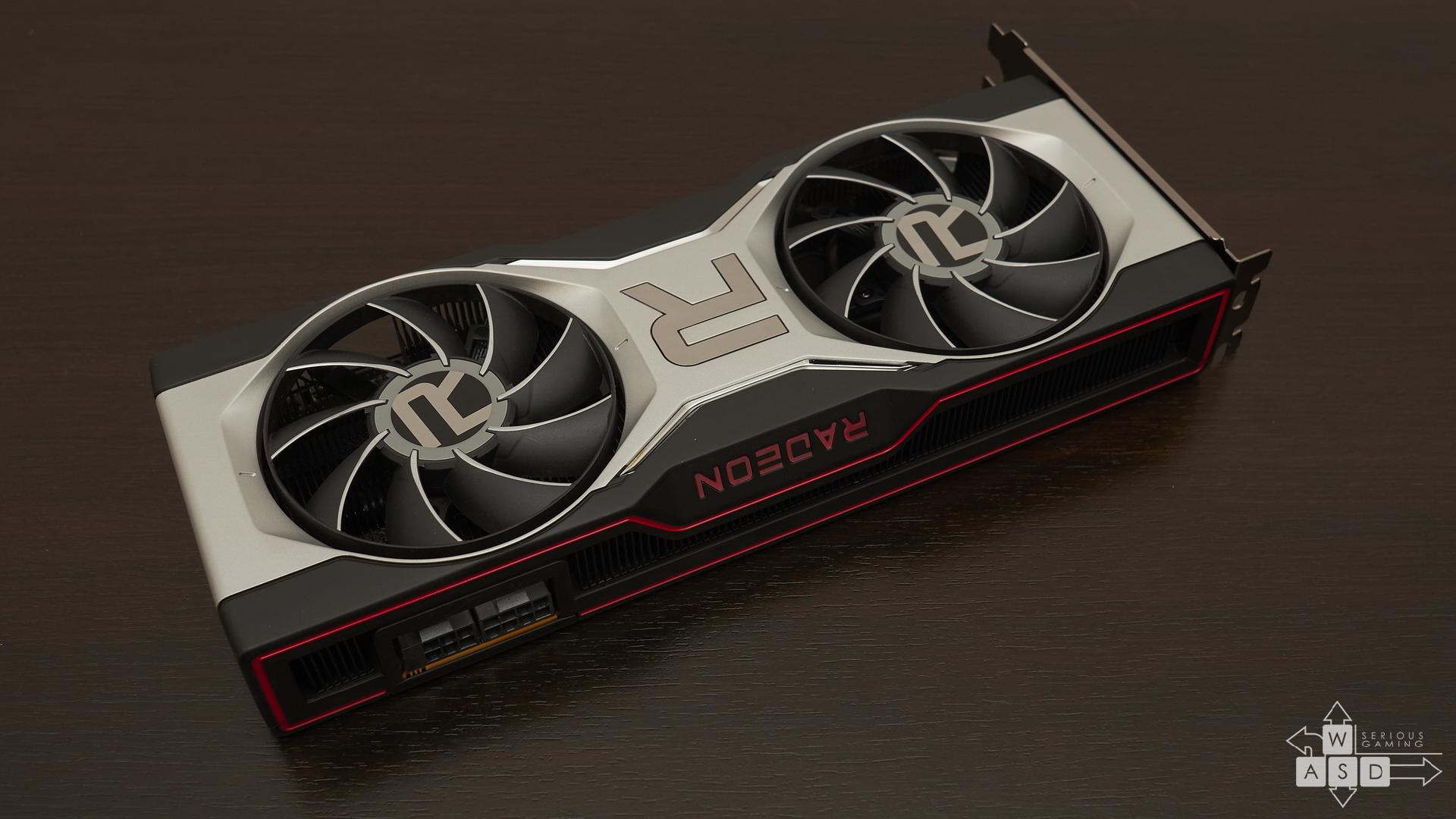 AMD Radeon RX 6700 XT review | WASD