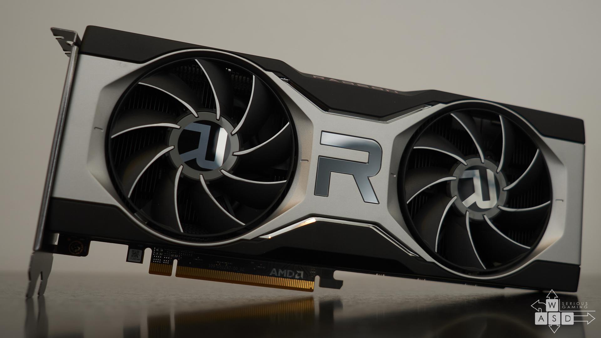 AMD, Radeon, RX 6700 XT