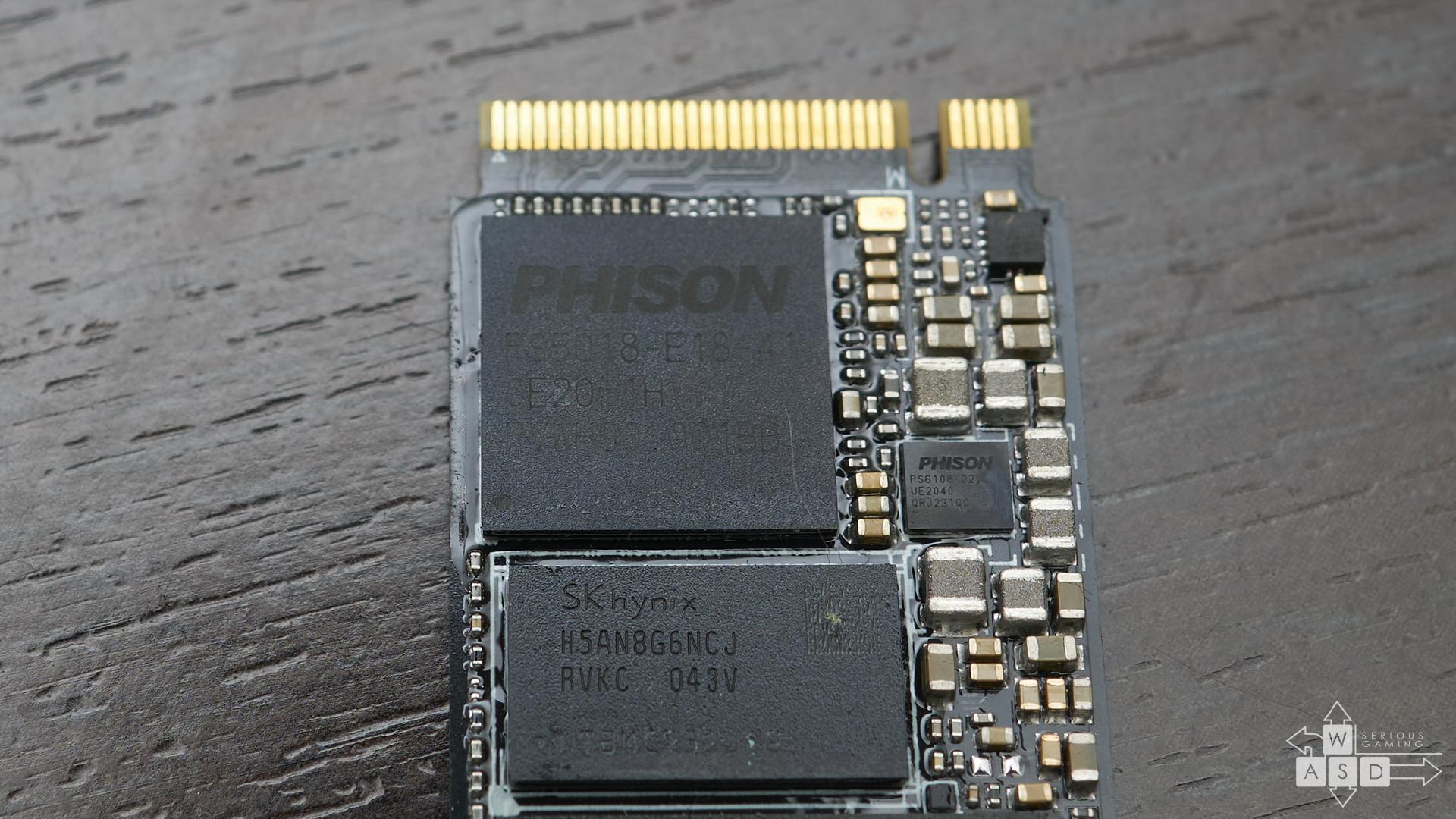 CORSAIR MP600 PRO HYDRO X 2TB review   WASD