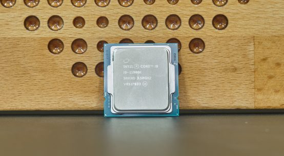 Intel Core i9 11900K   WASD.ro