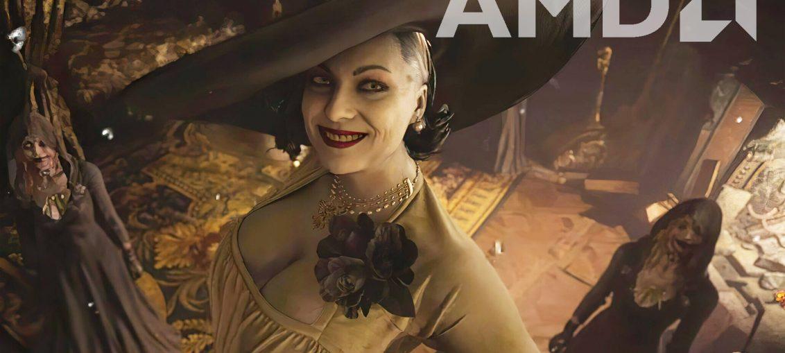 Resident Evil Village + AMD