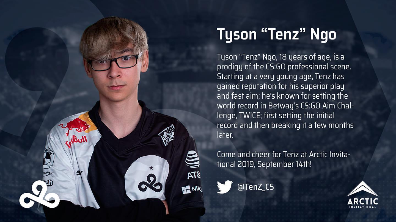 TenZ Arctic Invitational