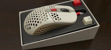 Xtrfy M42 modular mouse review   WASD