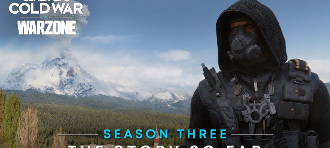 Call of Duty Cold War Season 3