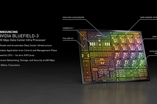 Nvidia CPU