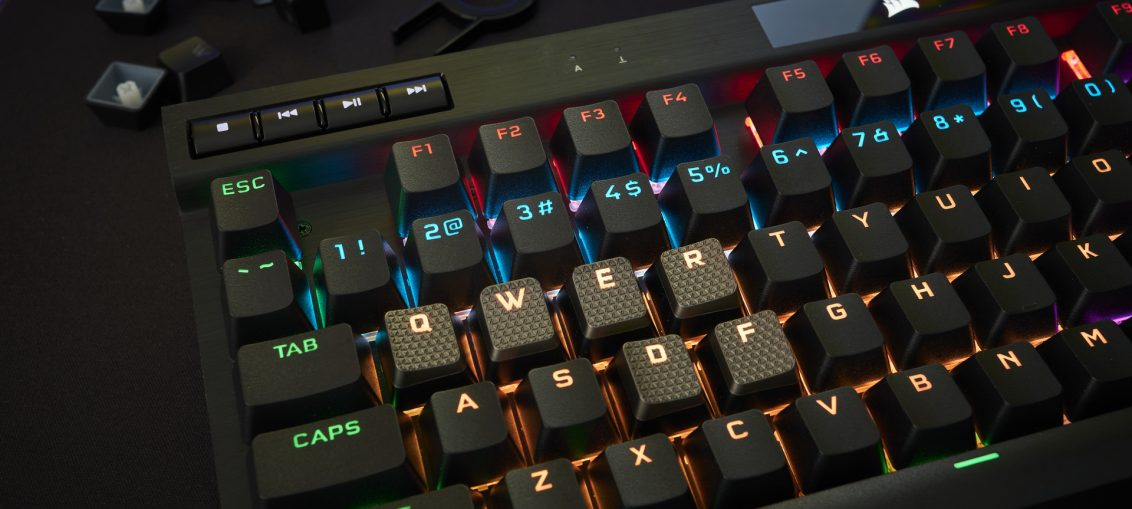 Corsair K70 RGB TKL Champion Series review | WASD