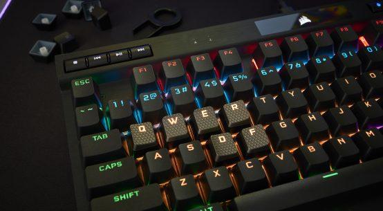Corsair K70 RGB TKL Champion Series review   WASD