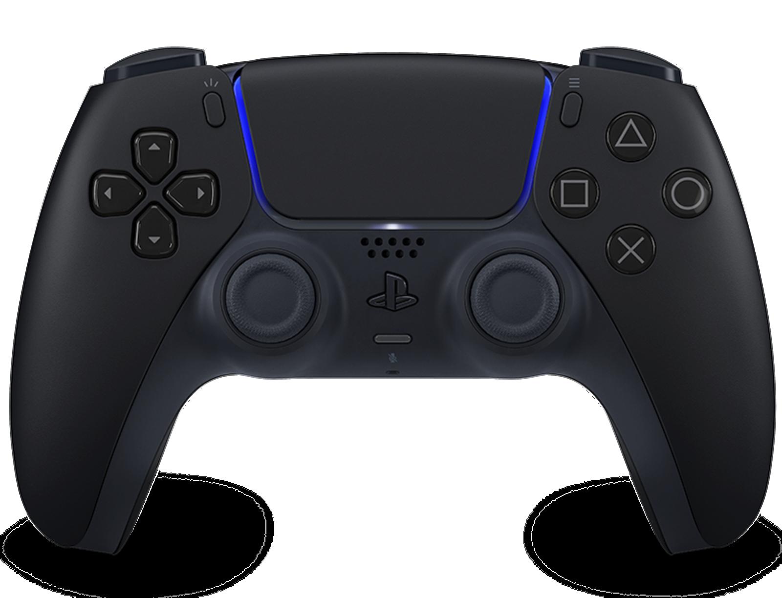 PS5 controller negru