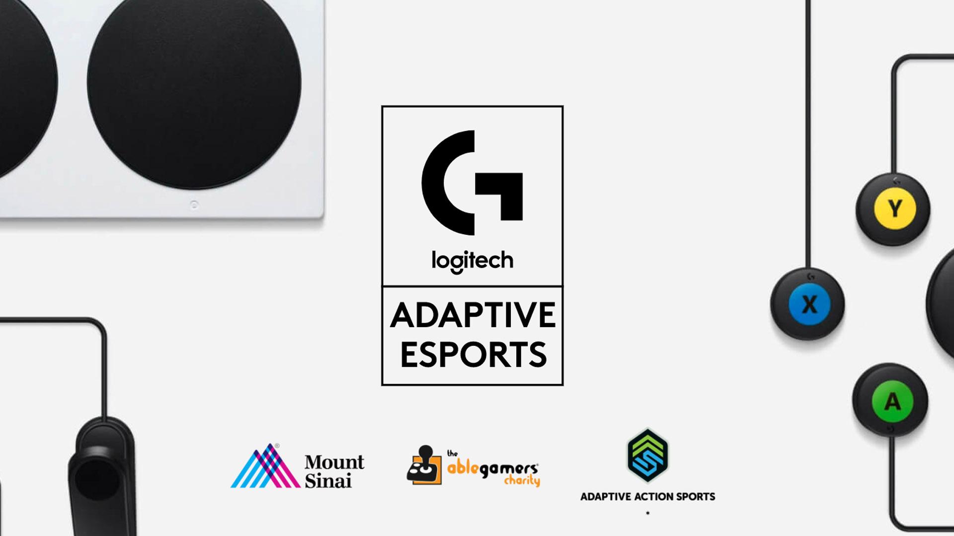 logitech adaptive esports