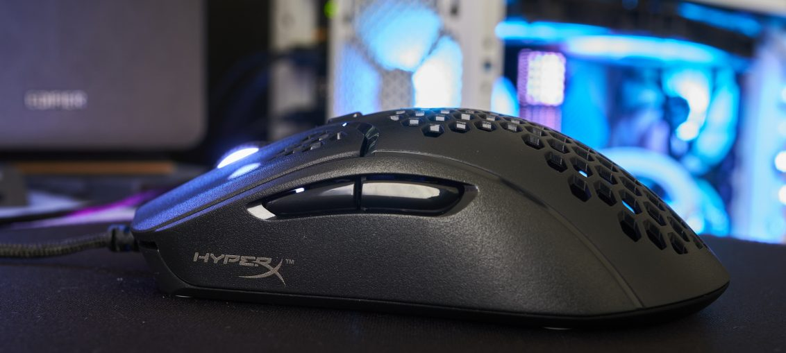 HyperX Pulsefire Haste | WASD