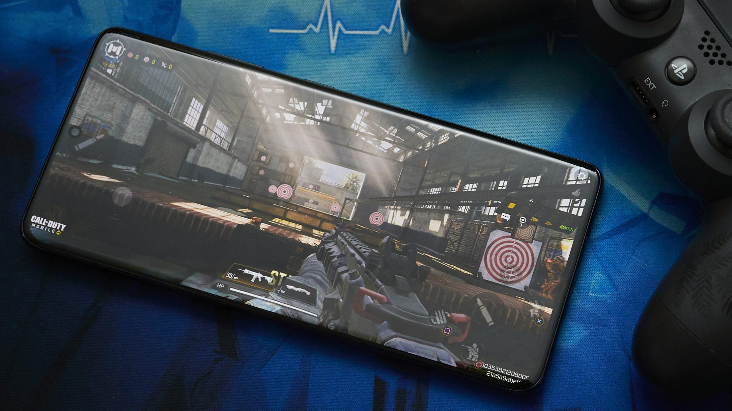Samsung Galaxy S21 Ultra gaming experience   WASD