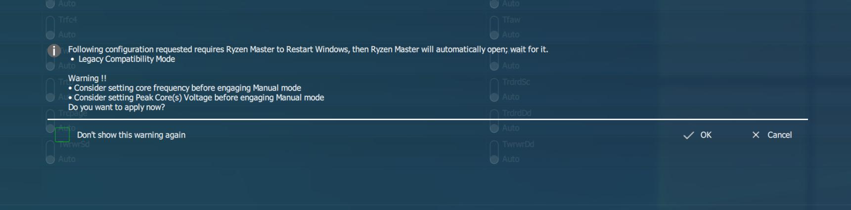AMD Ryzen Master | WASD.ro