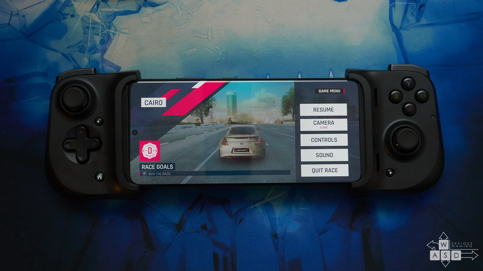 Samsung Galaxy S21 gaming experience   WASD