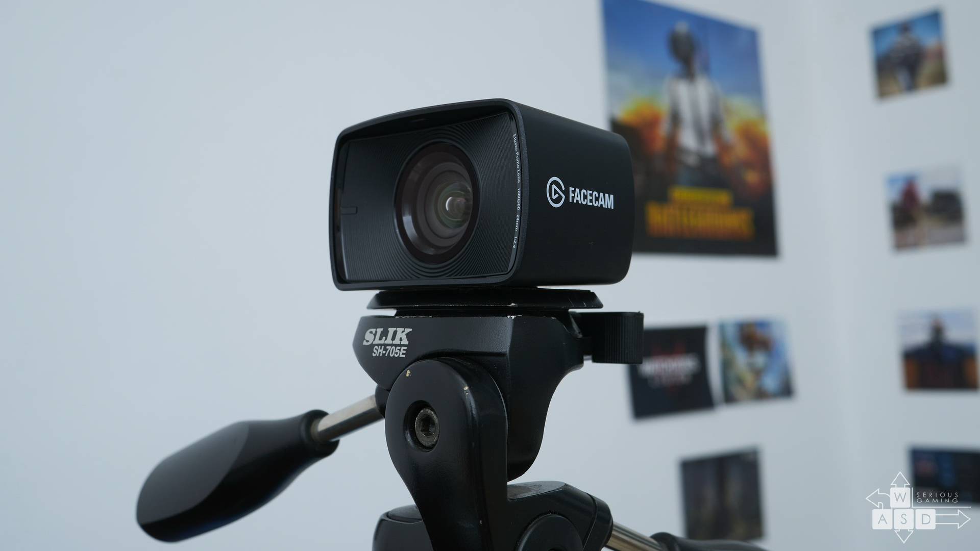 Elgato Facecam review   WASD