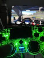 GT Sport on gamepad