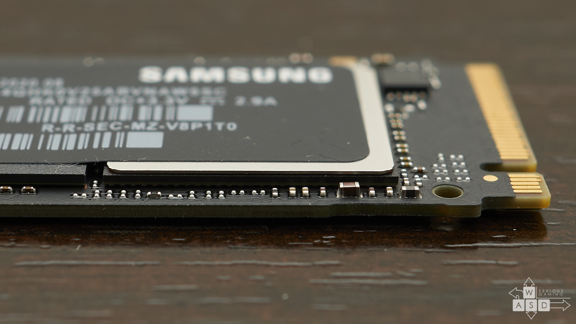 Samsung PCIe® 4.0 NVMe™ SSD 980 PRO review | WASD
