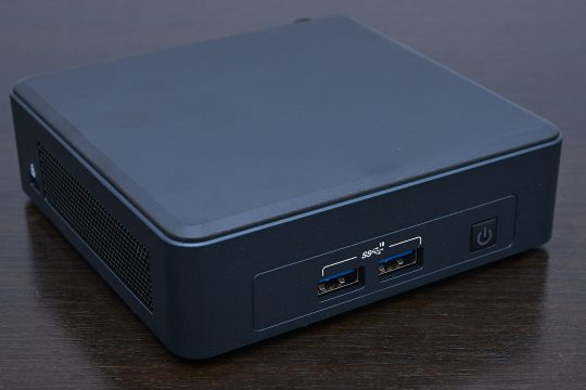 Intel NUC review   WASD