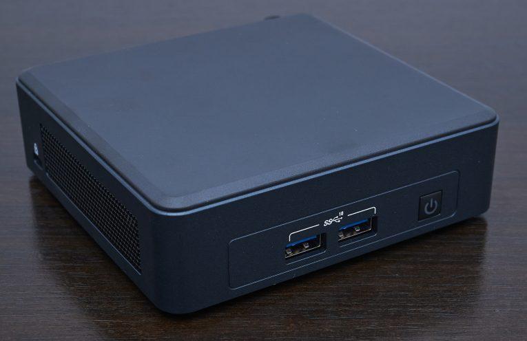 Intel NUC review | WASD