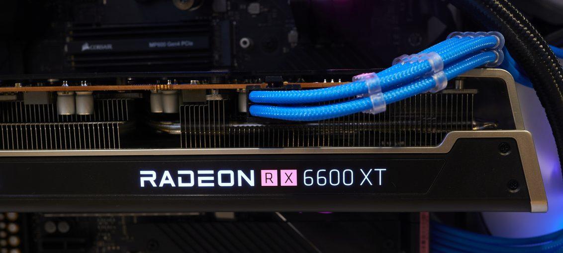 XFX AMD Radeon RX 6600 XT Review | WASD
