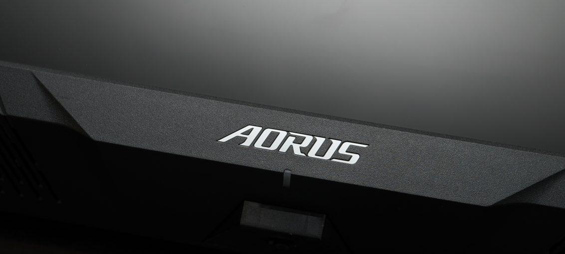 Aorus FV43U review | WASD