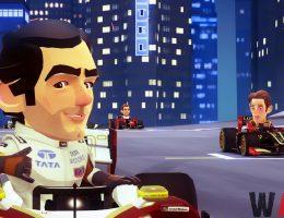 F1 Race Stars (4/9)
