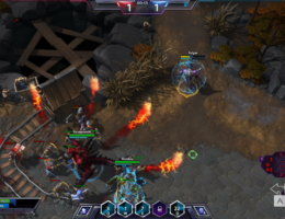 Heroes of the Storm (1/9)