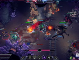 Heroes of the Storm (2/9)