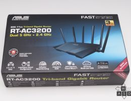 ASUS RT-AC3200 Gigabit Tri-Band (1/12)