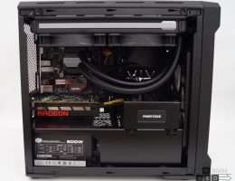Phanteks Enthoo Evolv ITX (12/12)