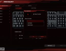 Asus ROG Claymore Armoury (4/6)
