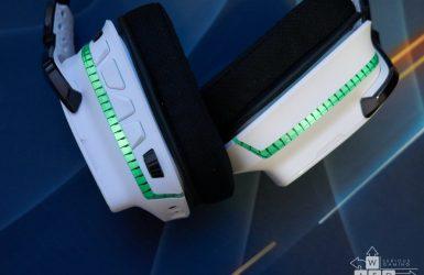 Logitech G933 Artemis Spectrum Snow 7.1 Wireless Gaming Headset (6/8)