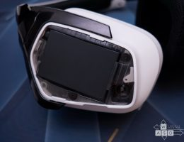 Logitech G933 Artemis Spectrum Snow 7.1 Wireless Gaming Headset (13/18)