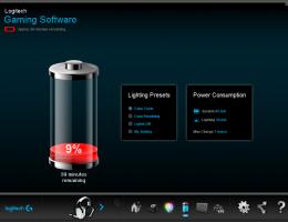 Logitech G933 Artemis Spectrum Snow 7.1 Wireless Gaming Headset (4/9)