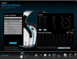 Logitech G933 Artemis Spectrum Snow 7.1 Wireless Gaming Headset (6/9)