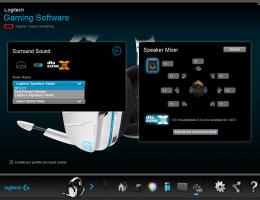 Logitech G933 Artemis Spectrum Snow 7.1 Wireless Gaming Headset (7/9)