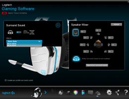 Logitech G933 Artemis Spectrum Snow 7.1 Wireless Gaming Headset (9/9)