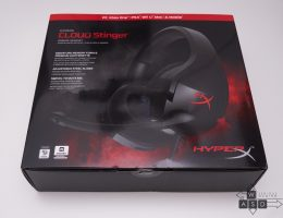 HyperX Cloud Stinger (1/12)