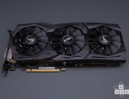 Asus ROG Strix GeForce GTX 1070 (2/9)