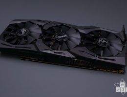Asus ROG Strix GeForce GTX 1070 (6/9)