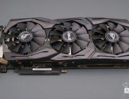 Asus ROG Strix GeForce GTX 1080 (2/9)