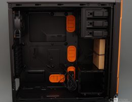Be Quiet! Silent Base 600 Orange (2/8)