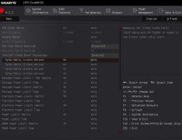 Gigabyte X170-Extreme ECC BIOS (1/15)