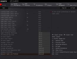 Gigabyte X170-Extreme ECC BIOS (2/15)