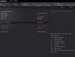 Gigabyte X170-Extreme ECC BIOS (10/15)