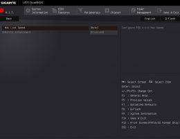 Gigabyte X170-Extreme ECC BIOS (11/15)