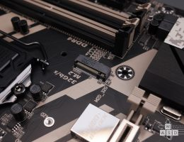 Gigabyte X170-Extreme ECC (11/15)