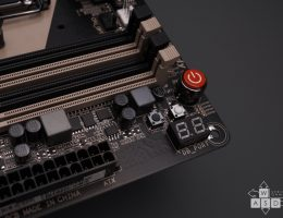 Gigabyte X170-Extreme ECC (13/15)
