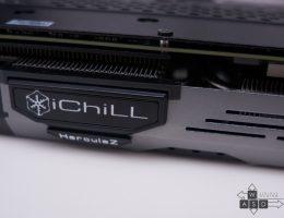 Inno3D GeForce GTX 1080 iChill X3 (10/12)