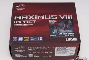 Asus Maximus VIII Impact (2/8)