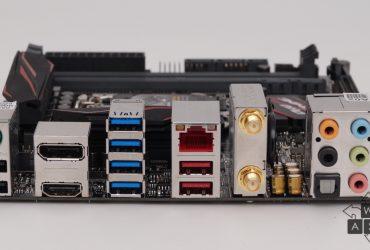 Asus Z170i Pro Gaming (4/8)